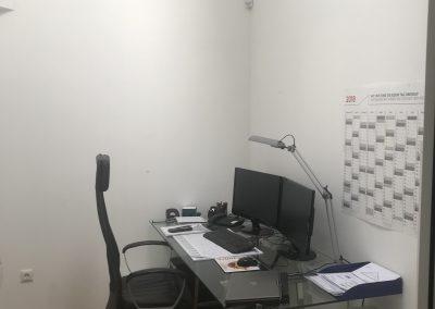 Umbau Blomberg - Zeichenraum