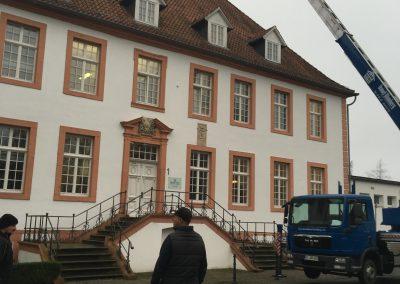 Referenzen - Großbauten