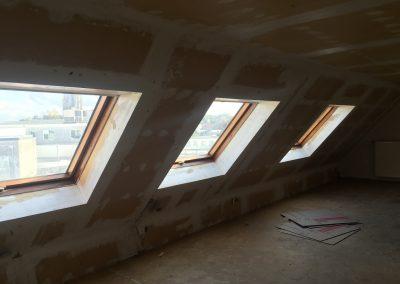 Leistungen - Dachfenster - Arbeitsprobe